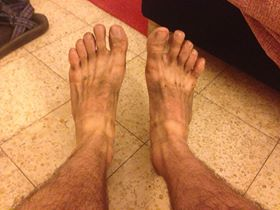 Canadian Feet, American Independence